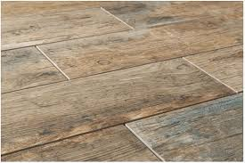Ceramic Floor Tile That Looks Like Wood Burton Walnut Wood Plank Porcelain Tile 6 X 24 100436062 Regarding