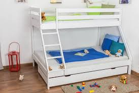 White Pine Bunk Beds White Wood Bunk Bed Ladder Home Design Ideas