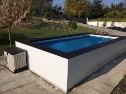 rivestimento in legno per piscine fuori terra copertura piscina fuori terra con rivestimento in legno per
