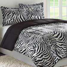 Zebra Bed Set Unique Animal Print Zebra Bedding All Modern Home Designs