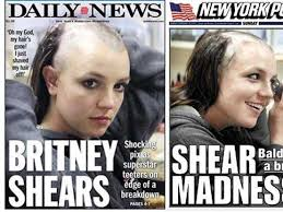 Shaved Head Meme - britney spears former manager reveals why she shaved her head
