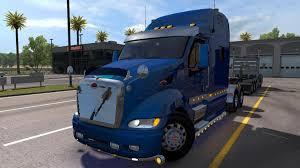 peterbilt trucks peterbilt 387 new sound v2 0 truck american truck simulator mod