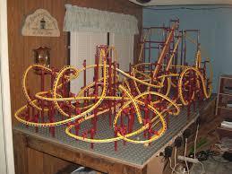 model rollercoaster in motion youtube