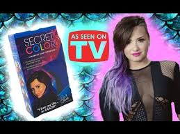 hair extensions as seen on tv testing demi lovato as seen on tv secret color hair extensions