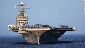 Naval Services First Decoration U S Navy U0027s New 13b Aircraft Carrier Can U0027t Fight Cnnpolitics