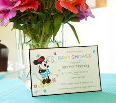 minnie mouse baby shower invitations minnie mouse printable baby shower invitations disney baby