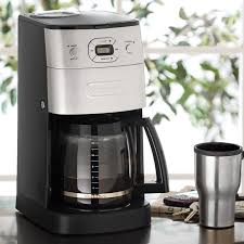 Coffee Makers With Grinders Built In Reviews Cuisinart Dgb 700bc Grind U0026 Brew 12 Cup Automatic Coffee Maker