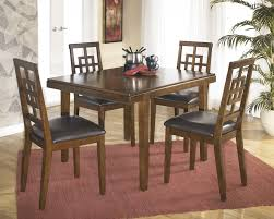 cimeran rectangular table u0026 4 side chairs d295 225 dining room