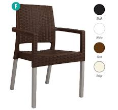 Aluminium Bistro Chairs Bistro Chairs