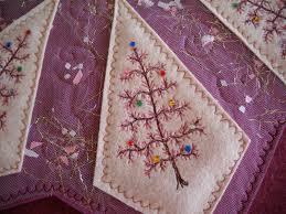 julies creative ideas tree skirt handmade