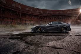 Ferrari F12 Aerodynamics - wide and low 574kw ferrari f12 berlinetta the lowdown