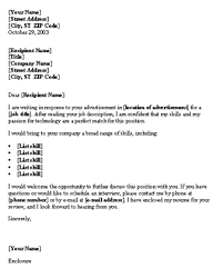 Example Of A Resume Letter by Resume Letter Resume Templates