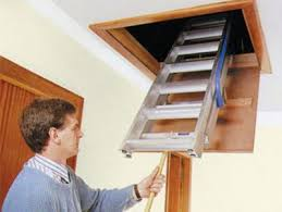easy installation of attic ladder lowes system for your home