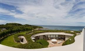 design villa round villa with beautiful exterior design villa ronde home