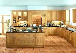 cuisine chene massif moderne cuisine chene moderne cuisine en chene massif moderne cuisine chene
