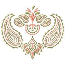 paisley design embroidery design annthegran