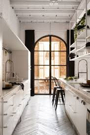 Designer White Kitchens by Best 25 Loft Kitchen Ideas On Pinterest Bohemian Restaurant Nyc