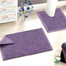 Purple Bathroom Rugs Eggplant Bath Rugs Jeux De Decoration