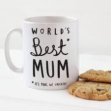 mother u0027s day world u0027s best mum mug by old english company