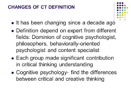 What is critical thinking in psychology   reportz    web fc  com What is Metacognition in Psychology    Definition  amp  Examples