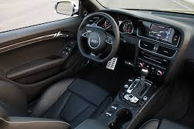audi convertible interior 2013 audi rs5 cabriolet editors u0027 notebook automobile magazine