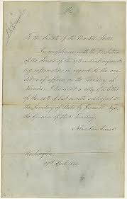 abraham lincoln thanksgiving proclamation 1864 presidential message of abraham lincoln transmitting a letter