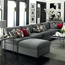 coussin pour canapé gris coussin deco canape dacco salon canape gris coussins table basse