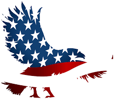 Eagle American Flag American Flag Eagle Clipart Collection