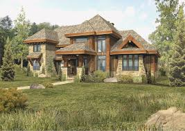 log home styles craftsman style log home plans home plans