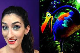 kevin bird makeup images