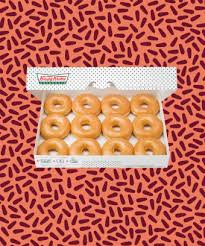 how to get 12 krispy kreme doughnuts for a dollar
