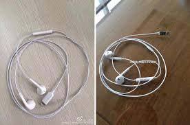 apple lighting to headphone photographs of claimed lightning based earpods leak on the web