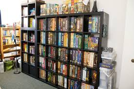 the game shelves board everyday