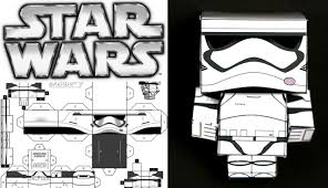 how to make a wars stormtrooper tree ornament diy fyi