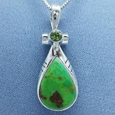 silver pendant necklace australia images Gaspeite ausralia rare necklaces posh silver jewelry jpeg