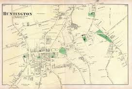 Mexico Ny Map by File 1873 Beers Map Of The Town Of Huntington Long Island New