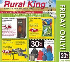 black friday log splitter rural king black friday 2015 ads and sales slickguns gun deals