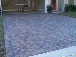staining patio pavers brick paver sealing