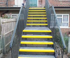 Abrasive Stair Nosing by Alispar Anti Slip Stair Treads And Nosings Magma Safety