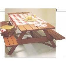 knock down picnic table plans 100 best picnic table plans images on pinterest woodworking plans