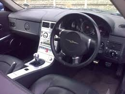 2004 chrysler crossfire manual transmission factory fitted sat