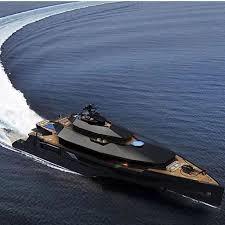 matte black mega yacht thebosslifeinc stuff to buy pinterest