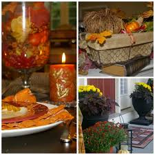 raising may flowers home tour never enough fall decorations