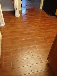 Kitchen Vinyl Floor Tiles by Flooring Red Brown Tile Flooring Floor With Blue Gray Walls