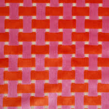 pink home decor fabric upholstery grade lattice work cut velvet home decor fabric fabric
