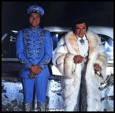 Scott Thorson and Liberace