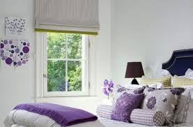 Bedding Like Urban Bedroom Shabby chic Style with Purple Throw