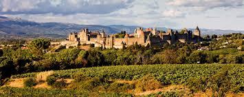 siege of carcassonne the fortified cité de carcassonne languedoc roussillon