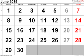calendar june 2015 uk bank holidays excel pdf word templates