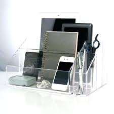 acrylic desk accessories large size of office desks with storage